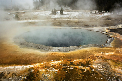 Yellowstone Pool