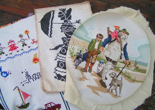 second hand stitchery