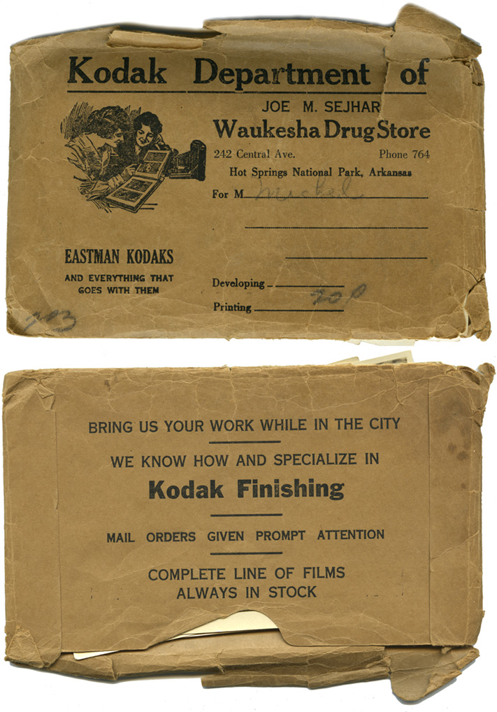 Waukesha Drug Store_Kodak_tatteredandlost