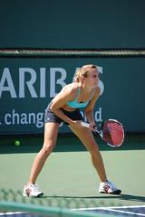 Gisela Dulko (JeemyRegisteredTrademark) Tags: california ca garden open indian wells tennis bnp wta gisela 2010 paribas dulko