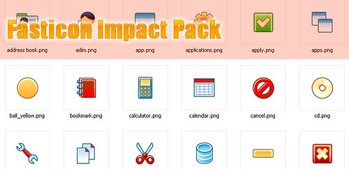Fasticon Impact Pack