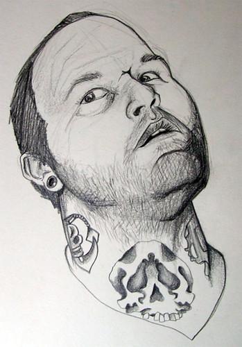 dibujos de los tatuajes. pescoço tatuado neck tattoo