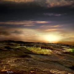 Icelandic landscape #21