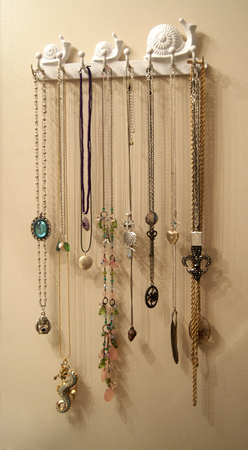 Jewelry Post - Necklaces