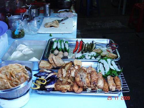 DSC02173 酿豆腐,Yong Tau Foo, 吉隆坡,Imbi Market, KL