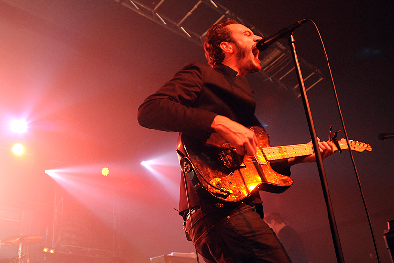 The Editors o2 Academy Birmingham by Karen Strunks 04