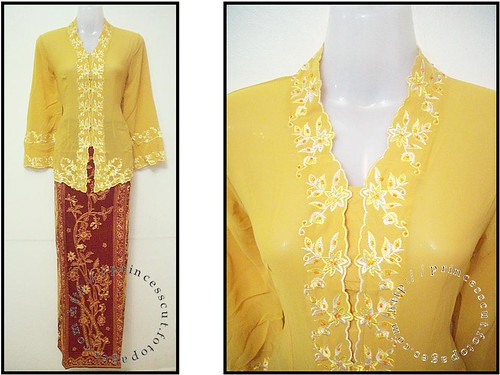 beautiful collection of Kebaya, Baju Kurung and Corset in petite and ...