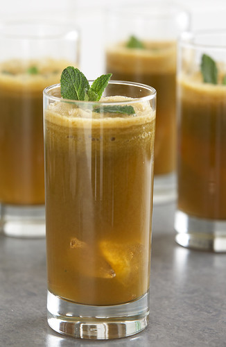 Peach Mint Julep 4of4