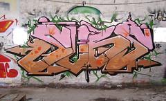 Subs (color climax) Tags: trash copenhagen denmark panel graffitti easy graff 13 raygun subs strain stog