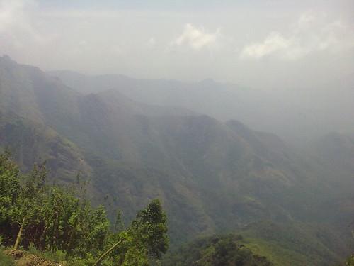 Mountain beauty - Kodaikanal