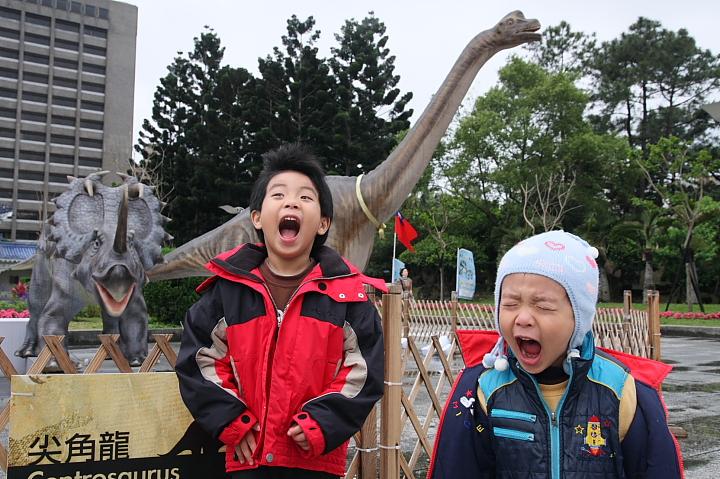 中正廟恐龍展000006