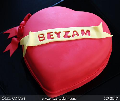 Beyzam Kalp Pasta