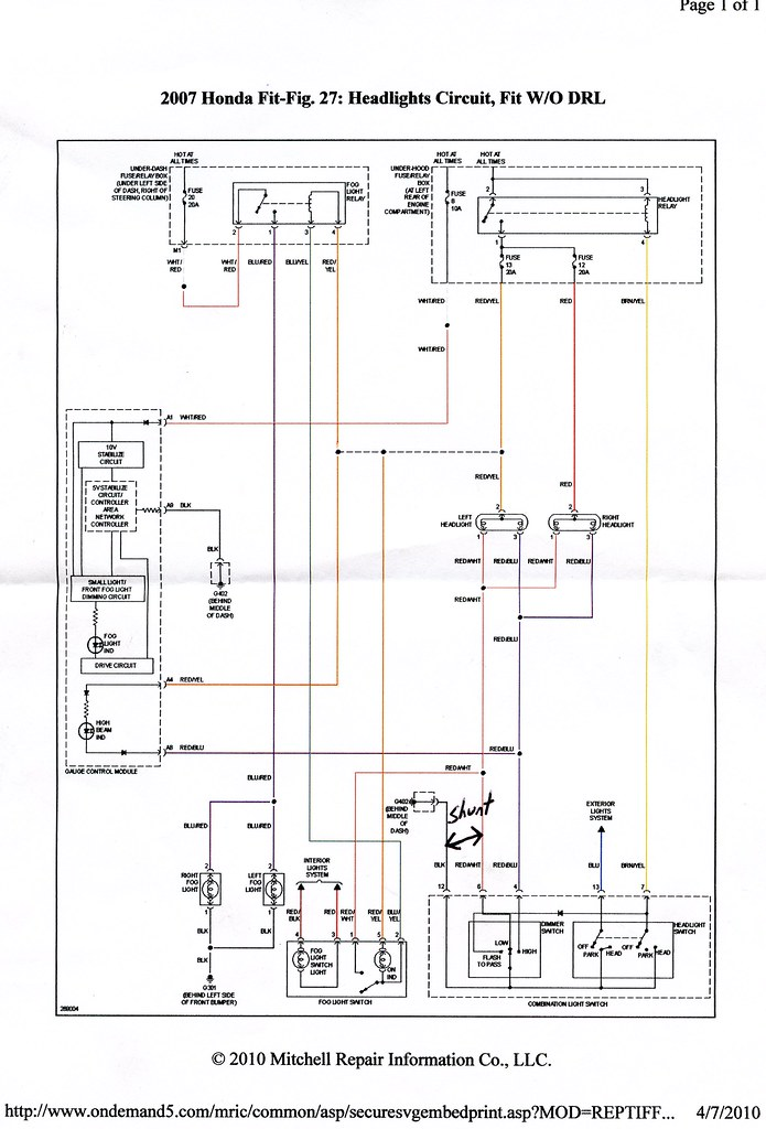 honda fit wiring smart wiring diagrams u2022 rh emgsolutions co 2007 honda fit wiring diagram abs 98 Honda Accord Wiring Diagram