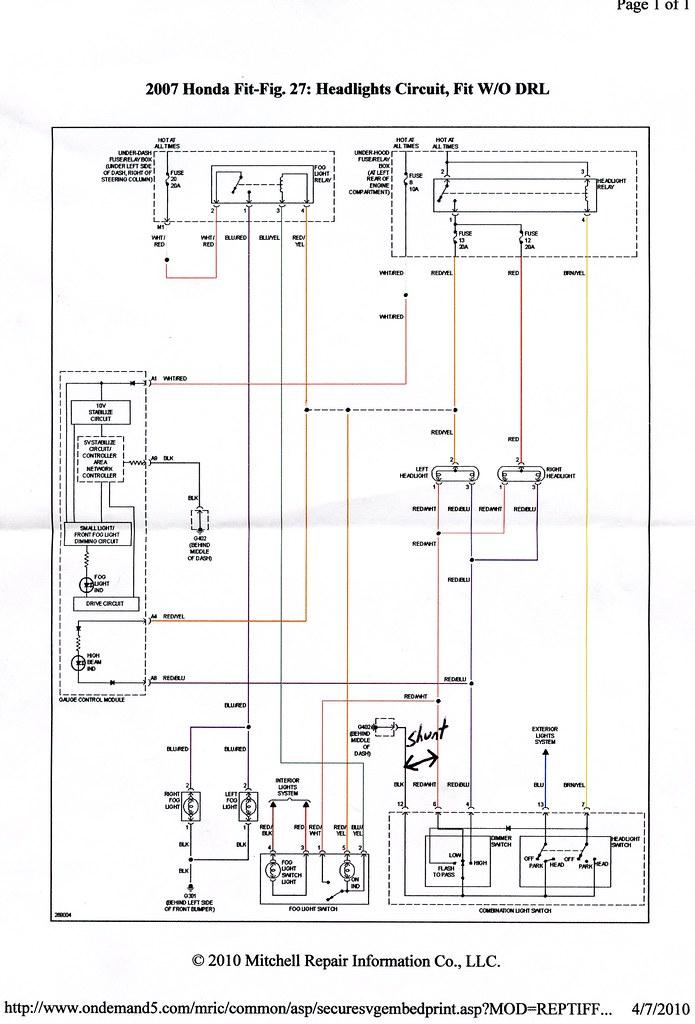 2015 Honda Accord Stereo Wiring Diagram