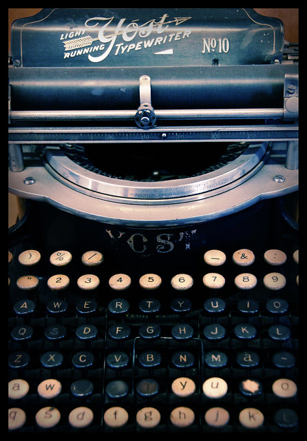 Typewriter - for salbug00 ; )