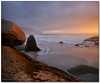 Glen Beach Glow (Panorama Paul) Tags: capetown soe campsbay nohdr sigmalenses glenbeach shieldofexcellence nikfilters vertorama nikond300 wwwpaulbruinscoza paulbruinsphotography