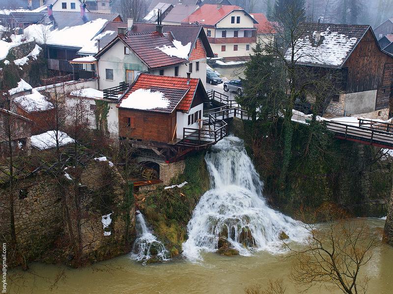 Slunj. Croatia