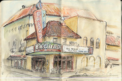 Bagdad Theatre, Portland, Oregon