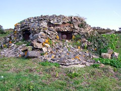 Пулеметный бункер в Вал де ла Мер