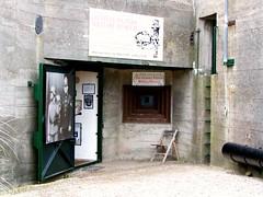 Военный музей, остров Джерси