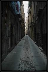 Inner city street (!!Vale!!) Tags: sardegna street centro cagliari vie citt storico oldtowncentre