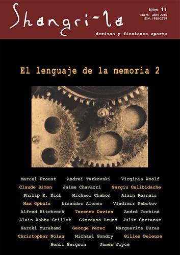 El lenguaje de la memoria
