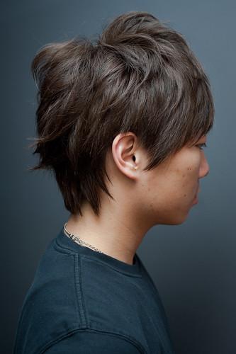 【男生髮型】好看度的髮型變化