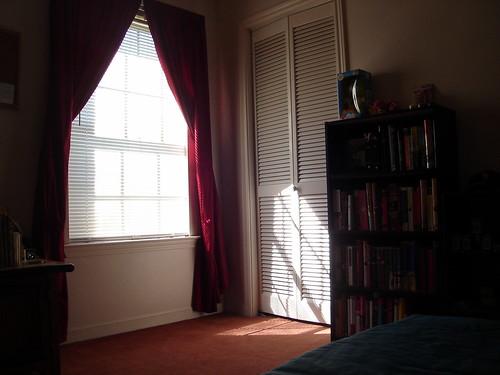 Window & Closet