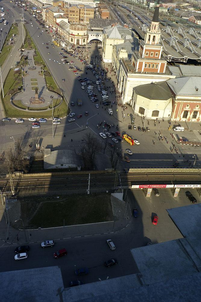 Хилтон отель, Москва 12/04/2010