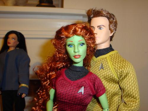 Gaila and Kirk
