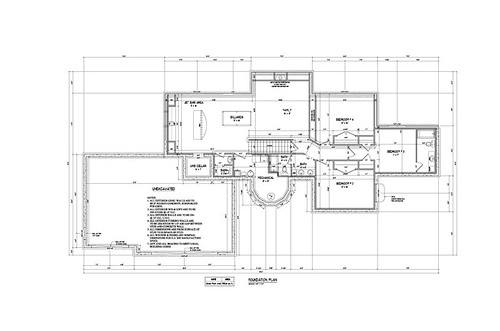 Floor Plans for Ranch Estates Spec Homes