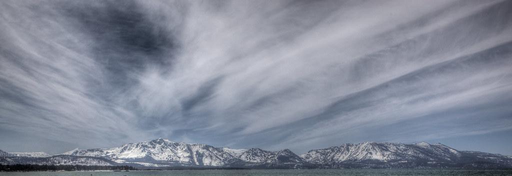 100/365: Sierra Sky