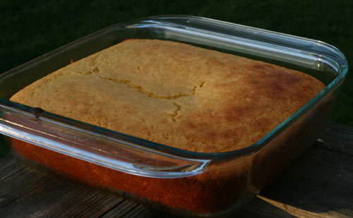 Honey Maple Cornbread Recipe