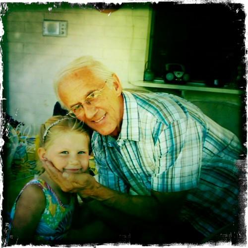 Grandpa and Phoebe