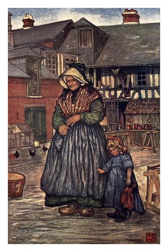 002-Abuela de Normandia-Normandy-1905- Ilustrado por Nico Jugman