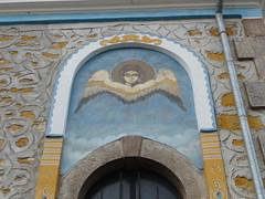 Hl. Panteleimon Kirche in Hisarja (Ten Skies) Tags: bulgaria 2010 bulgarien   hisarja