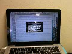 Crash 2 - MacBook