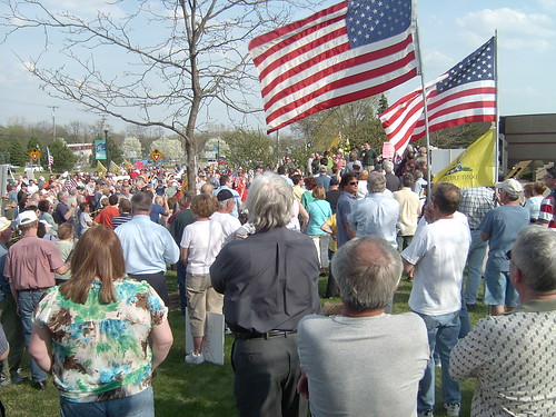 Sterling Heights Protest1