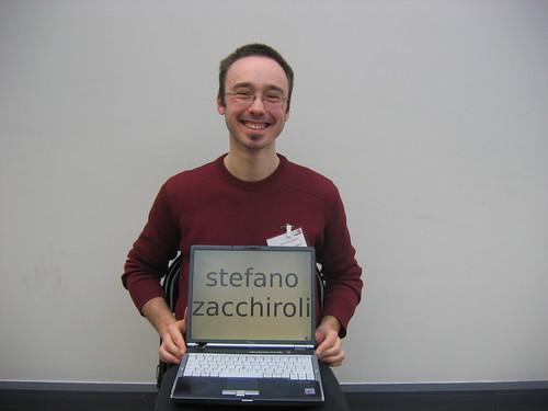 Stefano Zacchiroli - Debian DPL