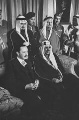 Saud Ibn Abdul Aziz [RF: Saudi Arabia RF];Abdul Ilah [RF: Iraq RF] (K_Saud) Tags: dc washington king sitting unitedstates iraq prince saudi arabia crown emir abdul rf aziz ibn saud adbul timeincown ilah 937331
