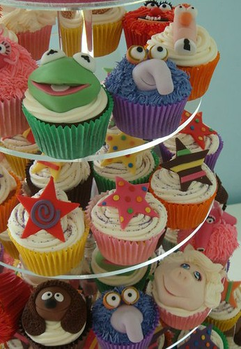 muppets cupcakes3