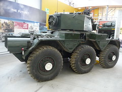 FV604A Armoured Command Vehicle 6x6 (simononly) Tags: uk england museum army spring war tank military iraq nazi german soviet dorset ww2 vehicle british ww1 coldwar 2010 bovington allied