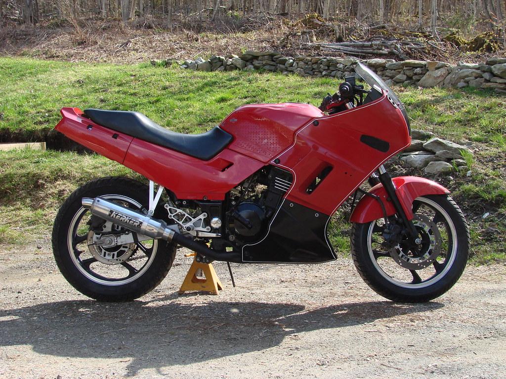 1998 Kawasaki EX250