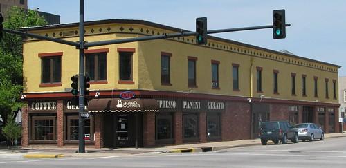Mead's Corner Coffeehouse, Wichita