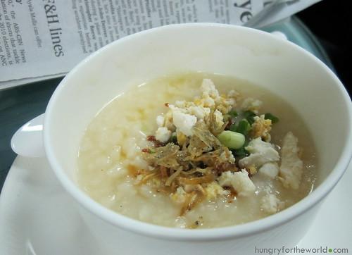 best arroz caldo