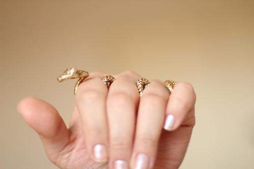 lefashion skova python ring