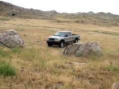 Desert ZR2 (Eyellgeteven) Tags: chevrolet truck desert offroad 4x4 pickup 1999 chevy vehicle americanmade fourwheeldrive zr2 eyellgeteven