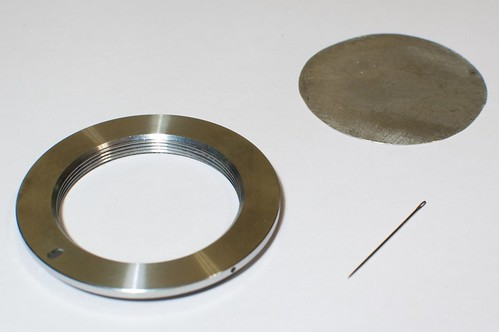 DIY DSLR Pinhole