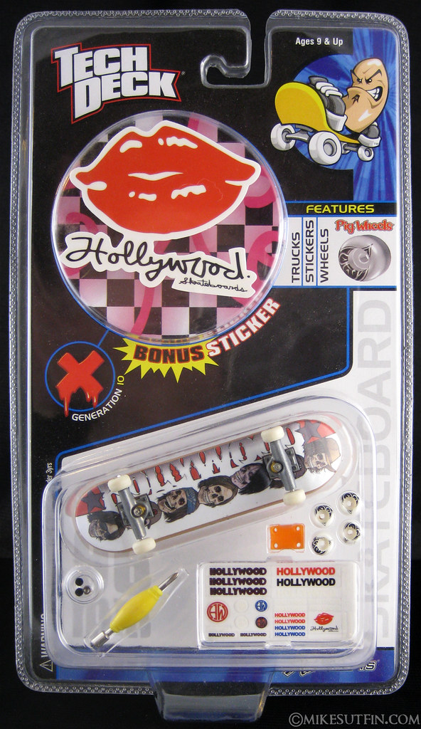Tech Deck_Hollywood Team