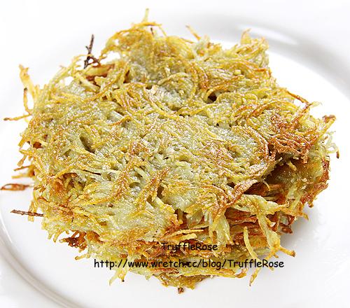 阿莫媽的馬鈴薯煎餅-100428